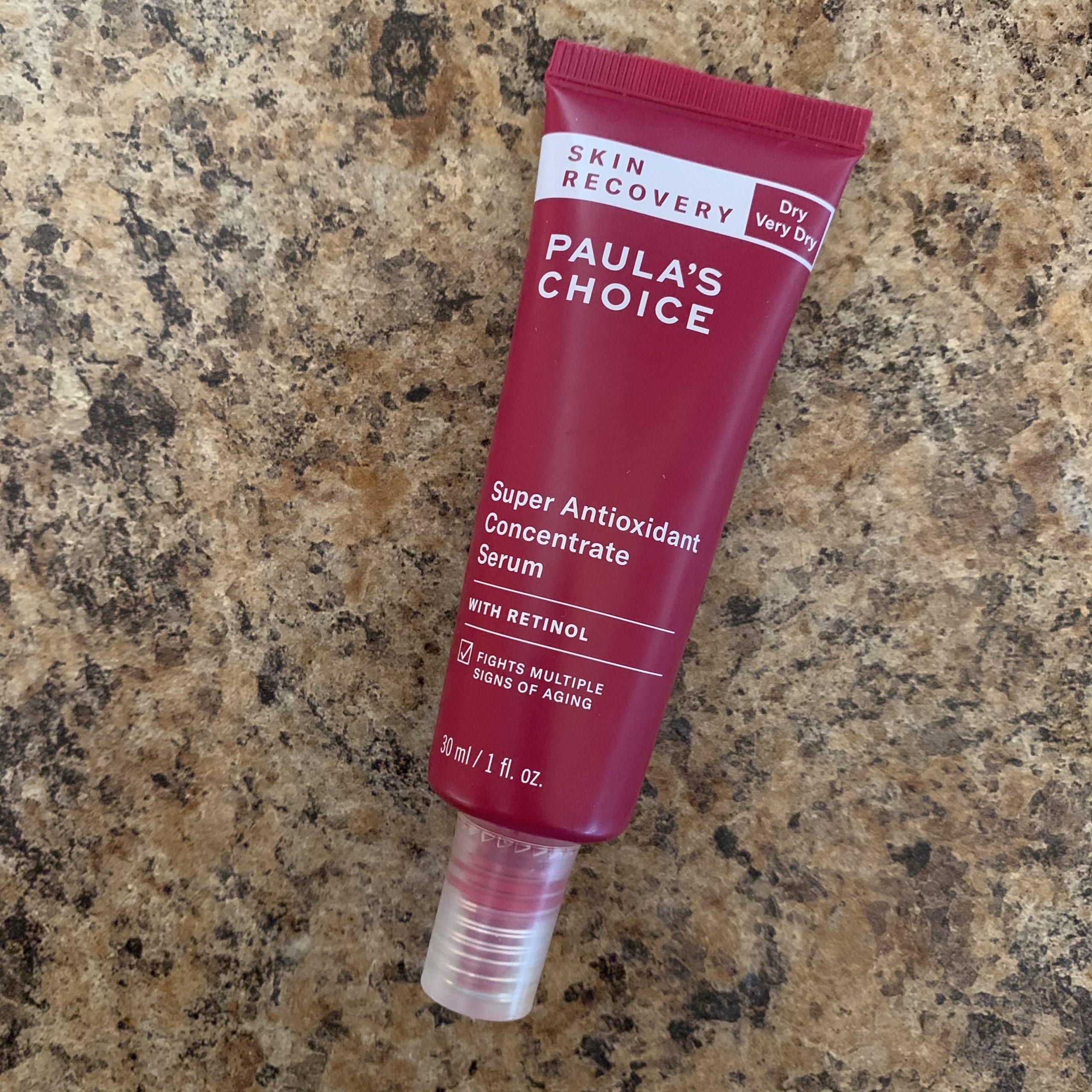 Retinol para piel seca y sensible