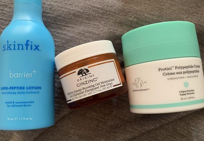 Mi top 3 de hidratantes para piel mixta skincare cruelty free